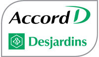 Logo accord desjardins